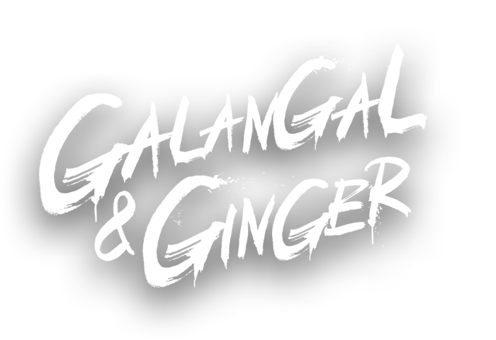 Galangal and Ginger